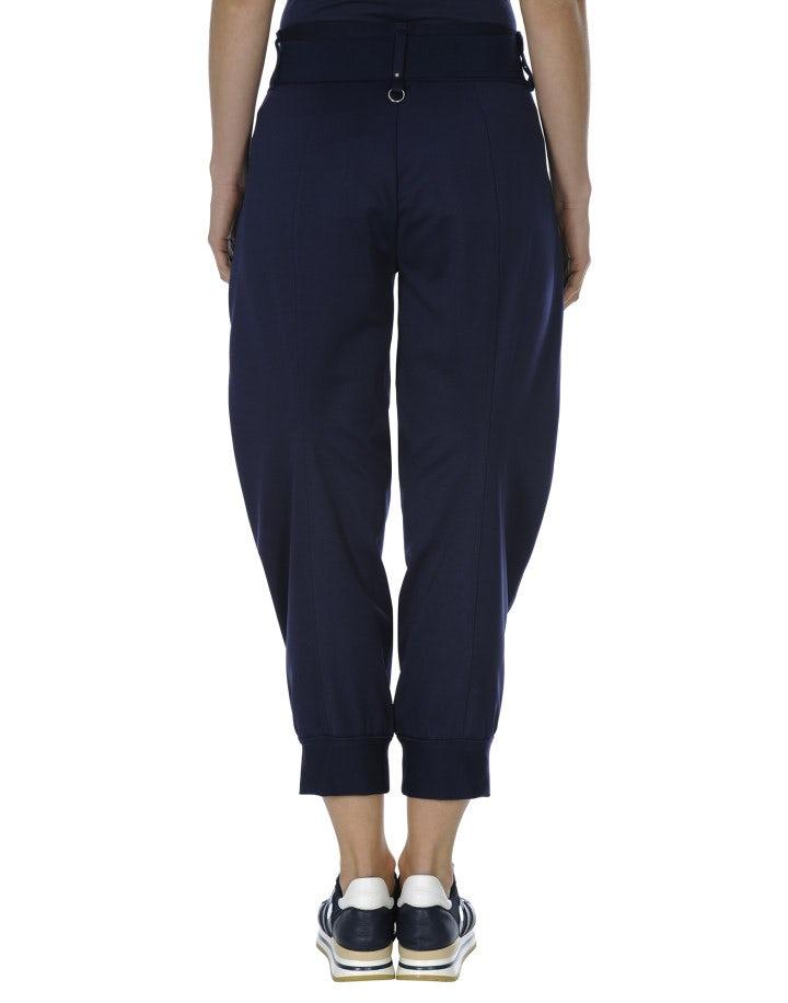 POUNCE: Pantaloni sportivi con cintura, color blu navy