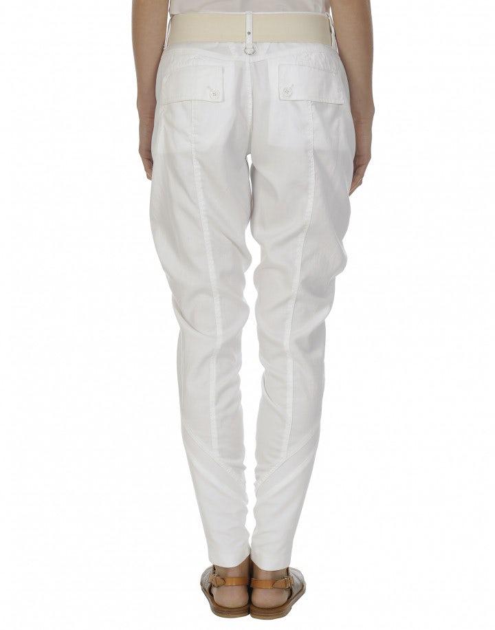 BOLLARD: Pantaloni con arricciatura laterale