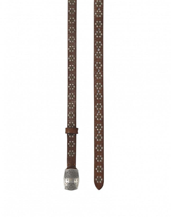 PUNCH: Cintura sottile con motivo floreale