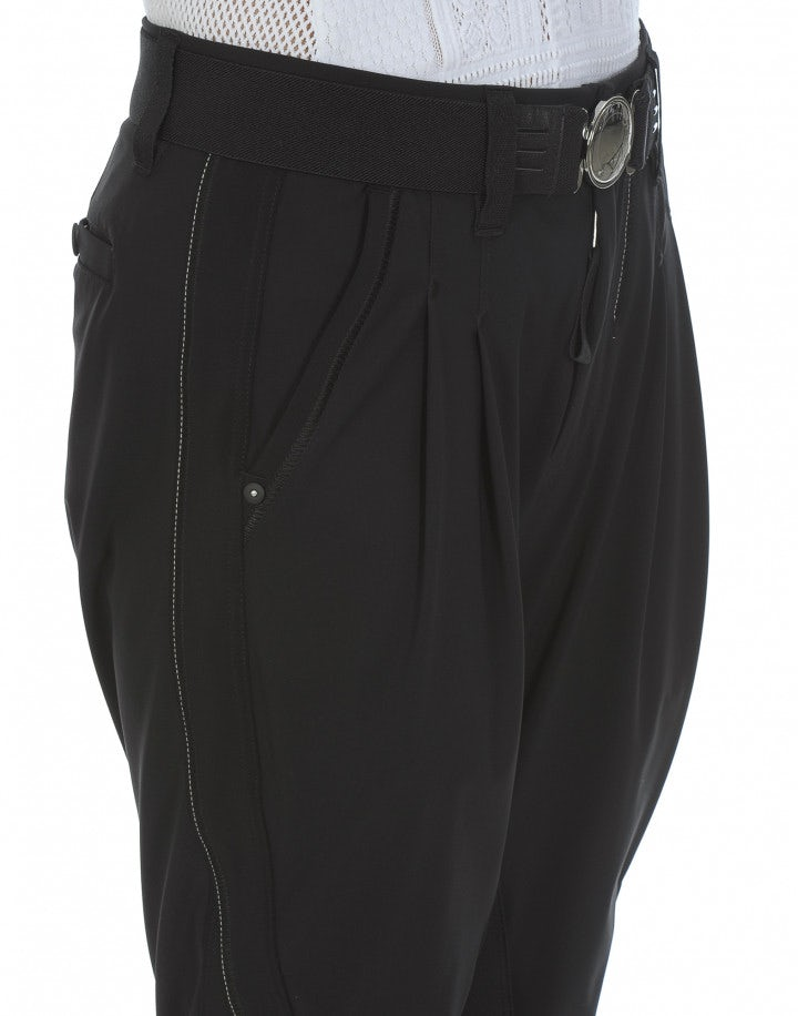 SKIVE: Pantaloni Jodhpur in jersey