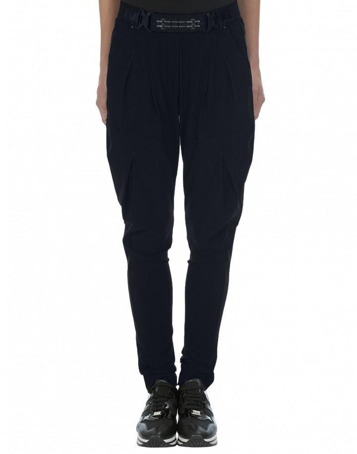 LURCH: Pantaloni Jodhpur tecnici, blu