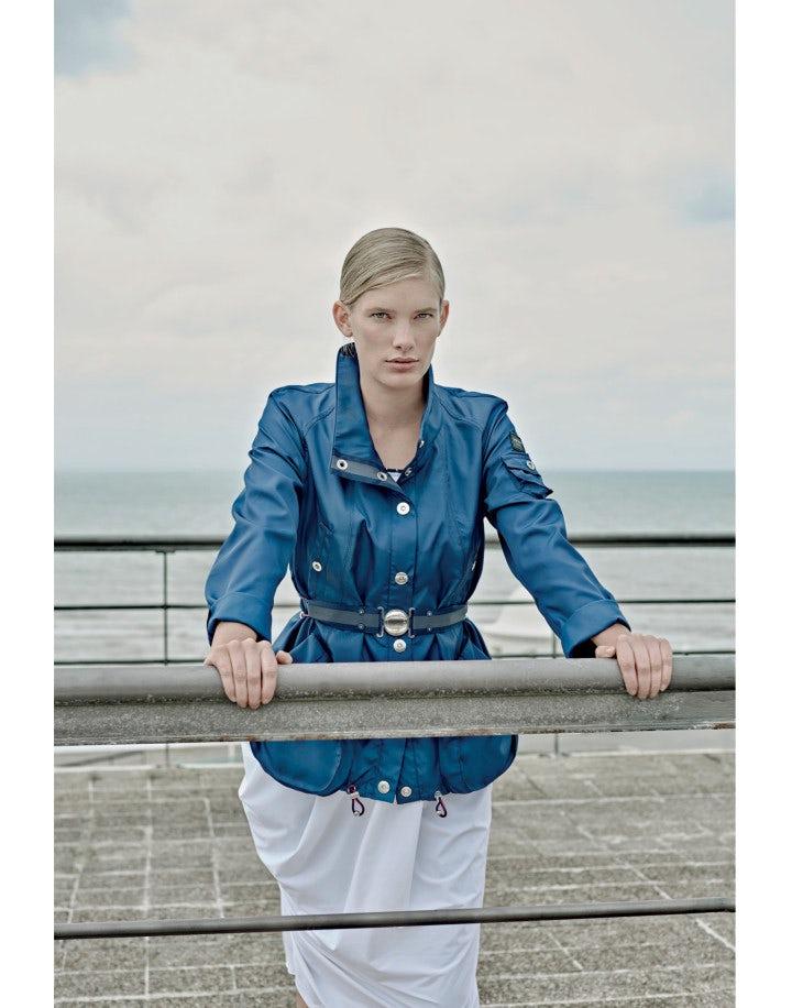 SCHOONER: Giacca sportiva, blu royal