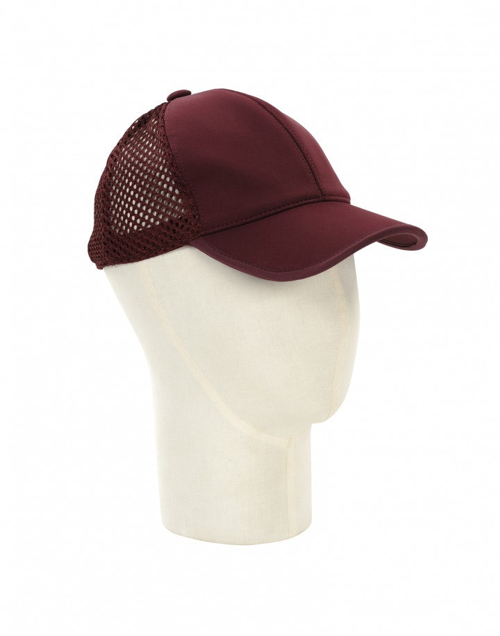 OUTSHINE: Cappello da baseball hi-tech bordeaux