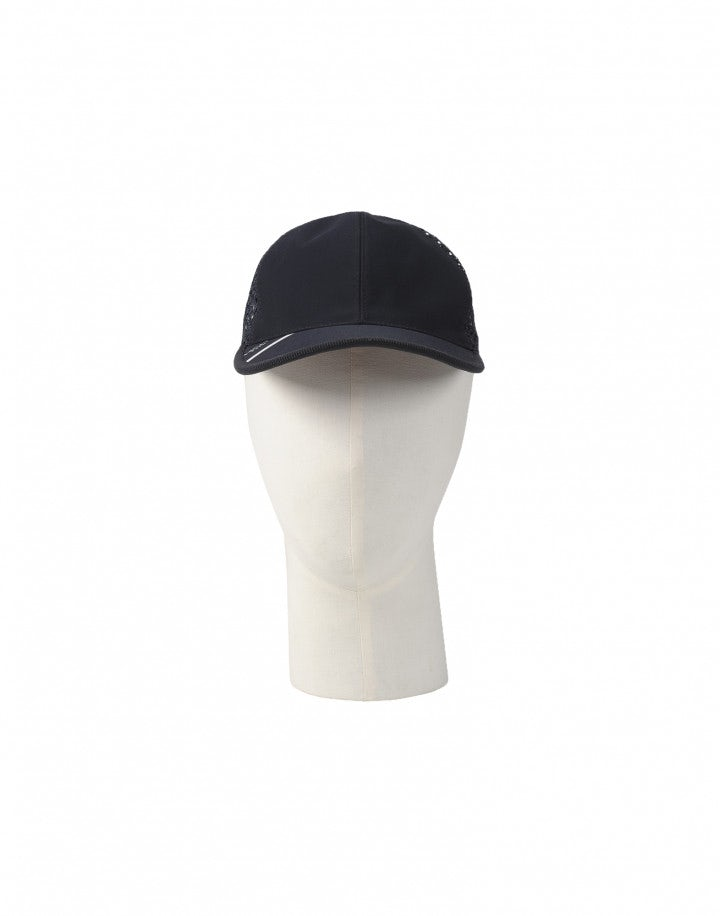 BUSSY: Cappello da baseball in rete, blu navy