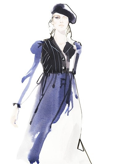 David Downton x HIGH Autumn Winter 2020-21